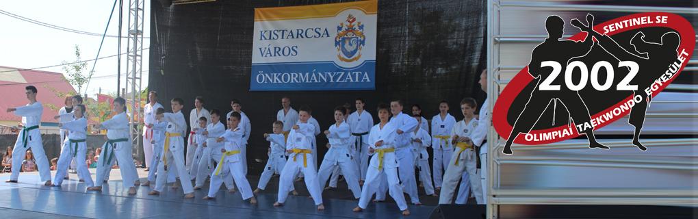 A Sentinel Sportnapok keretében a sportág iránt érdeklődőknek lehetőséget biztosítunk a taekwondo-val való megismerkedésre.